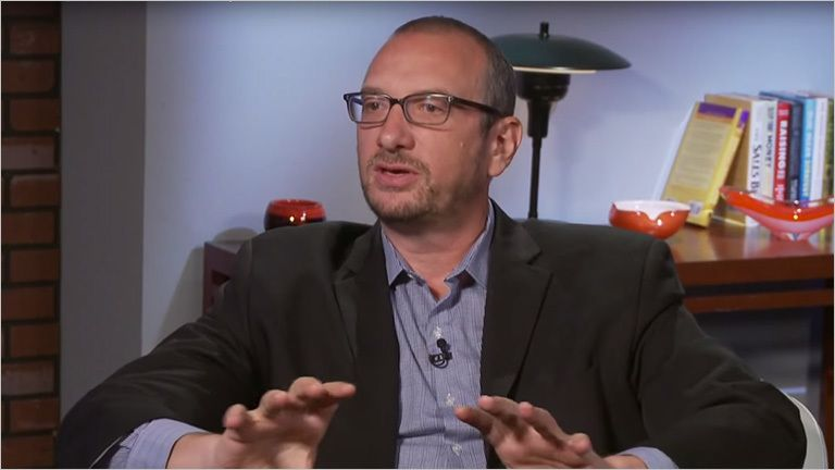 "<a rel=""nofollow"" href=""https://twitter.com/ekolsky"" target=""_blank"">Esteban Kolsky</a>, Principal and Founder of ThinkJar"