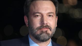 LONDON, ENGLAND - JANUARY 11:  Ben Affleck attends the film premiere of 'Live By Night' on January 11, 2017 in London, United Kingdom.  (Photo by Mike Marsland/Mike Marsland/WireImage)