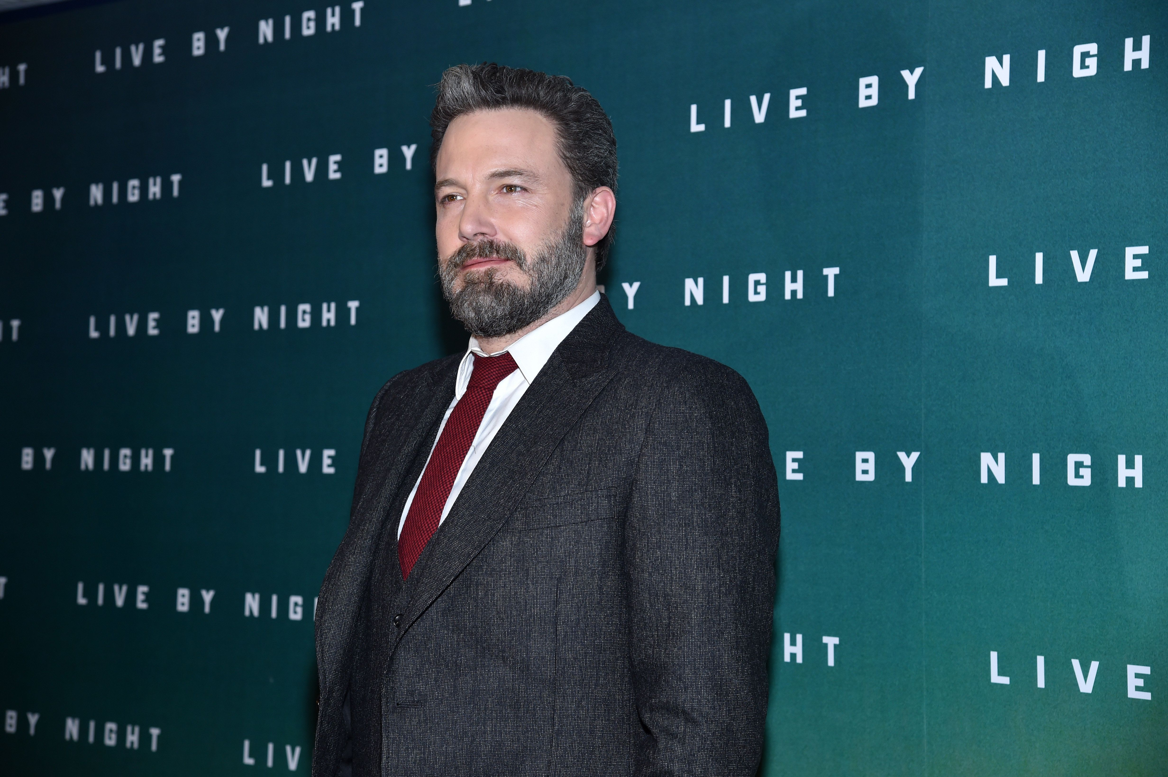 Ben Affleck Reveals He's 'Completed Treatment For Alcohol