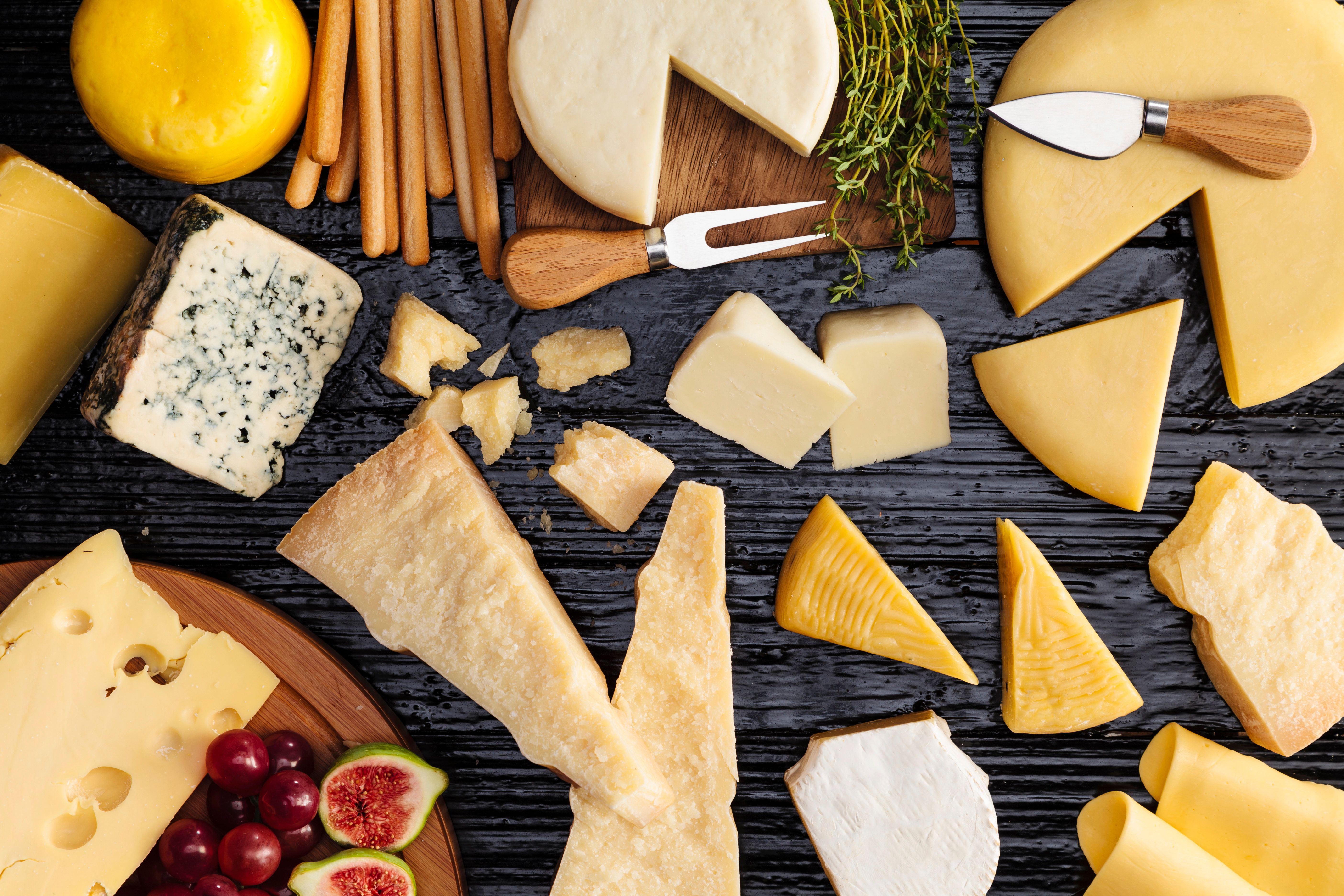 Consuming Lots Of Cheese Makes 'No Difference To Cholesterol