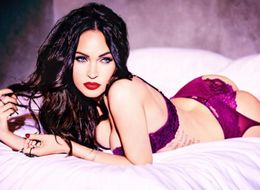 Megan Fox Felt Empowered Putting Lingerie On After She'd Given Birth