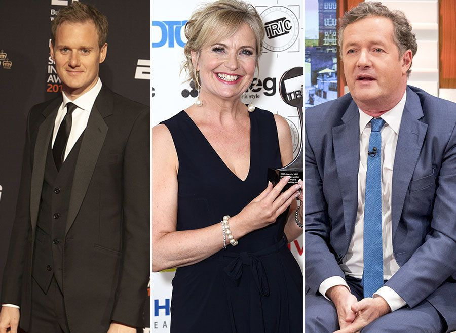 BBC Breakfast's Dan Walker Defends Carol Kirkwood After Piers Morgan Makes Joke Trump