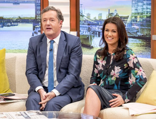 Piers and Susanna on