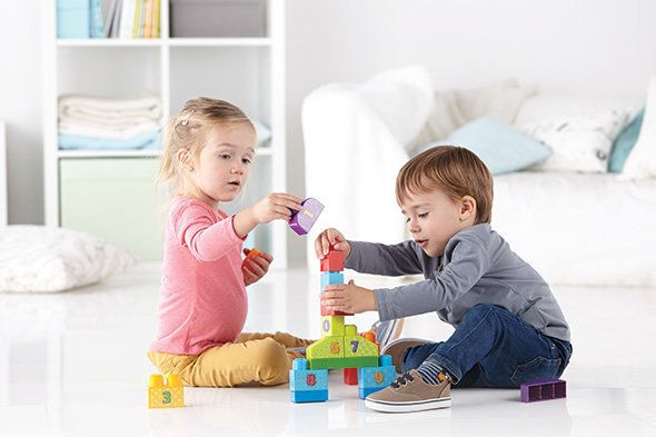 Child's Play: How To Encourage Sharing From A Young Age