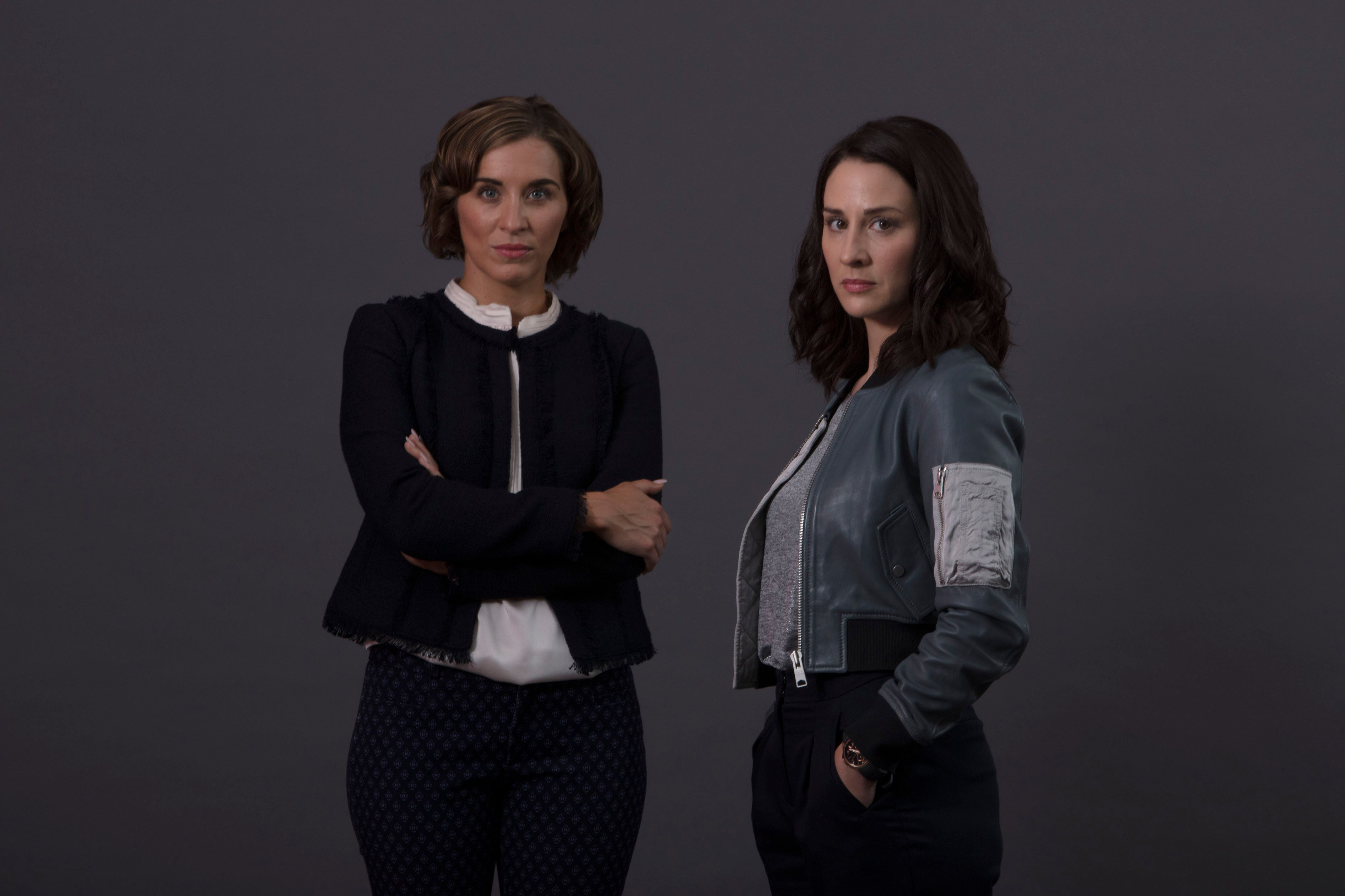 Vicky McClure and Morven Christie took the lead in the