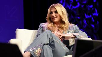 AUSTIN, TX - MARCH 14:  Kesha speaks onstage at 'Refinery29's Amy Emmerich and Kesha Discuss Reclaiming the Internet' during 2017 SXSW Conference and Festivals at Austin Convention Center on March 14, 2017 in Austin, Texas.  (Photo by Katrina Barber/Getty Images for SXSW)