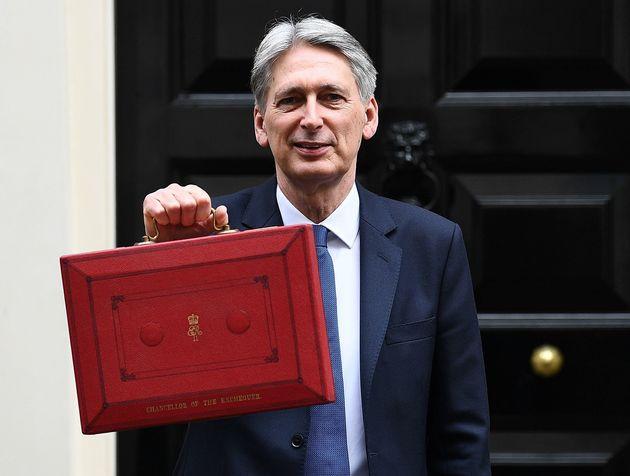 Philip Hammond announced the measure last