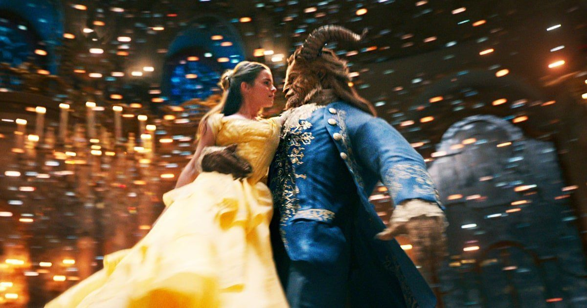 The release of 'Beauty And The Beast' has been pulled in