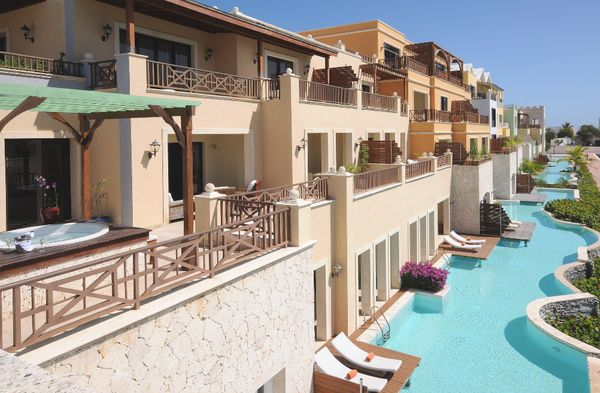 """The villa-style all-inclusive <a href=""""https://www.alsolluxuryvillage.com/"""" target=""""_blank"""">Alsol</a>resort is set on o"""