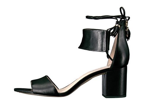 "Louise et Cie makes a chunky heel with an edgy attitude.<br><br><a href=""http://www.zappos.com/p/louise-et-cie-keegan-black/p"