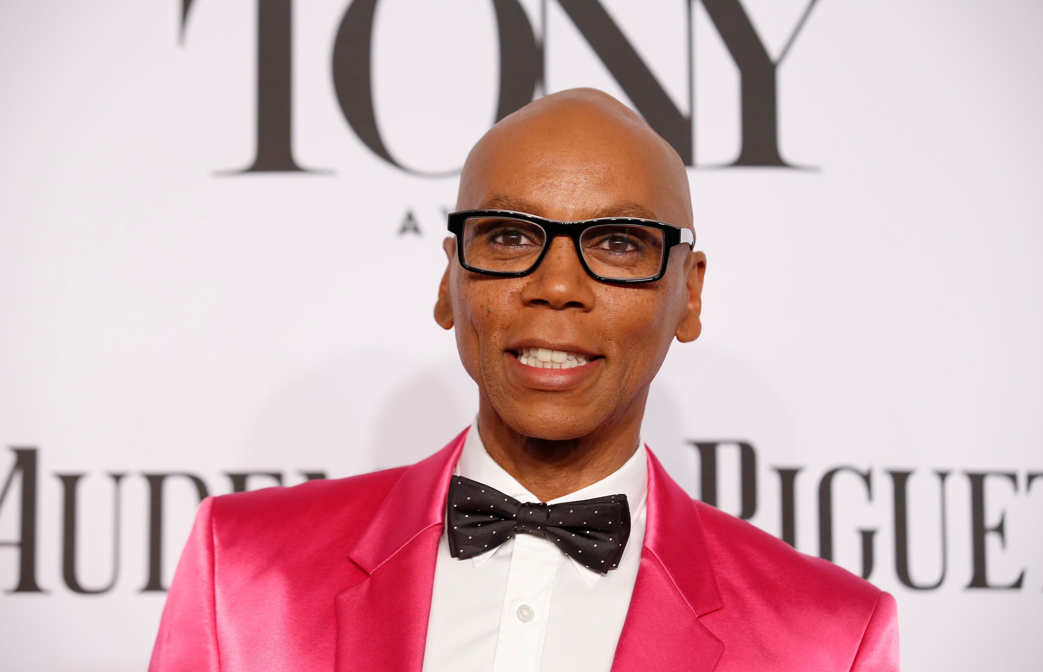 RuPaul Just Revealed He's