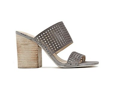 Dolce Vita makes good, comfortable shoes. The perforated detail gives your foot more opportunity to breathe.<br><br><a href=""