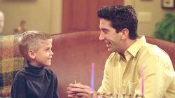Por qué a Ben, de 'Friends', le costó trabajar con Jennifer