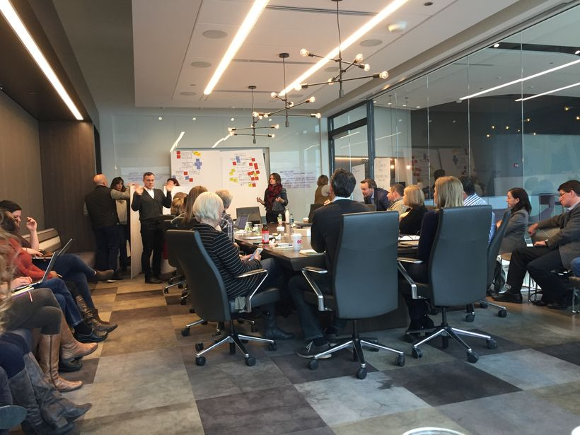 Prep Continues For The Chicago CBRE Furniture Forum Unraveling - Furniture forum