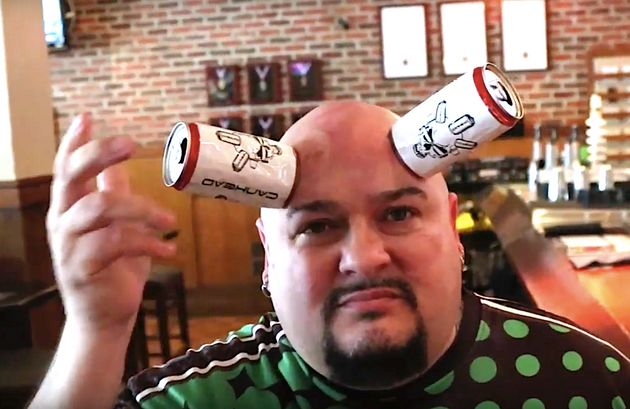 Human Suction Cup Claims To Be 'A Real-Life