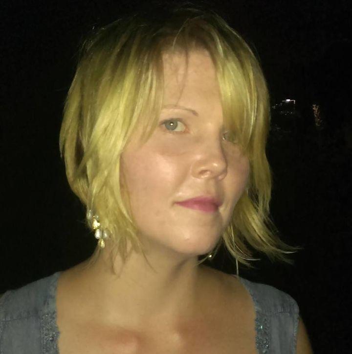 An undated photo of Megan Starich.