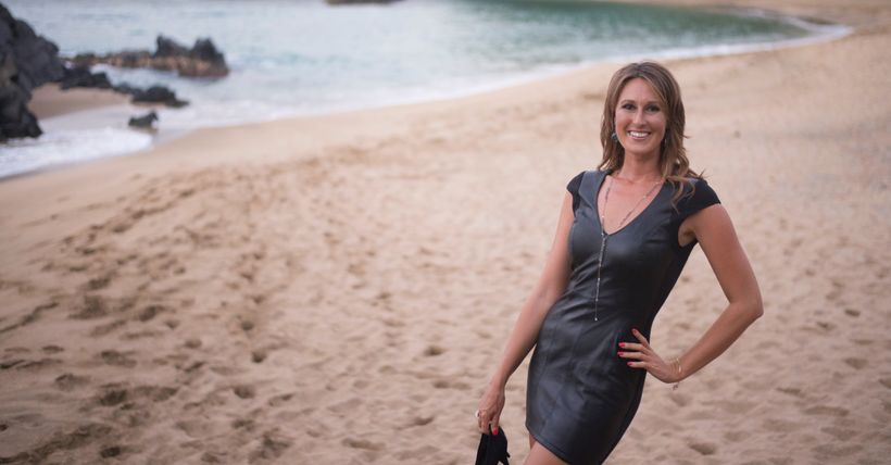 Vanessa Simpkins, best-selling author, coach and founder, Take Your Power Back Now