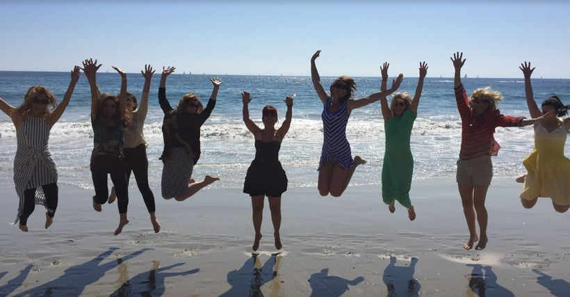 Soul Sister Mastermind retreats in California or Hawaii. Find out more at www.takeyourpowerbacknow.com