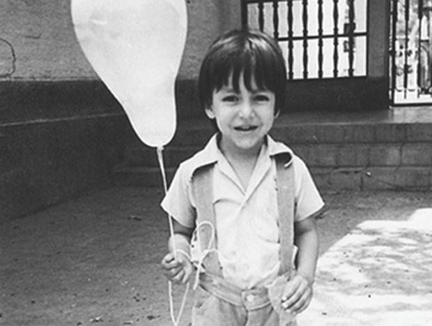 "Alberto ""Beto"" Perez, as a child — inventor of Zumba global fitness program <a rel=""nofollow"" href=""http://betoperez.zumba.co"