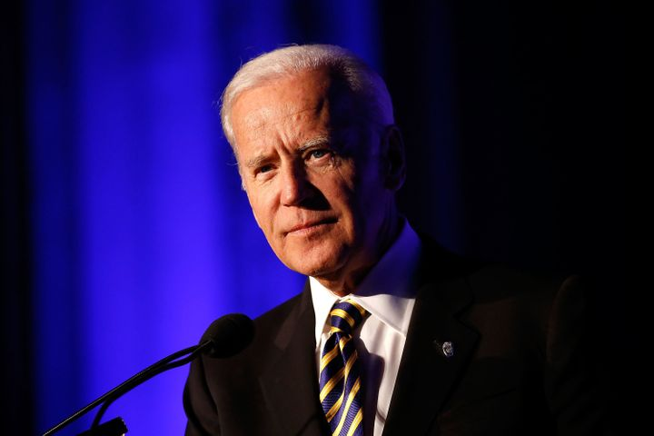 "Former Vice President Biden received the Gordon and Llura Gund Leadership Award for his ""<a href=""http://www.resea"