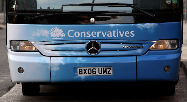 'Tory Election Fraud' Investigation Sees Conservatives Fined £70,000 By Electoral