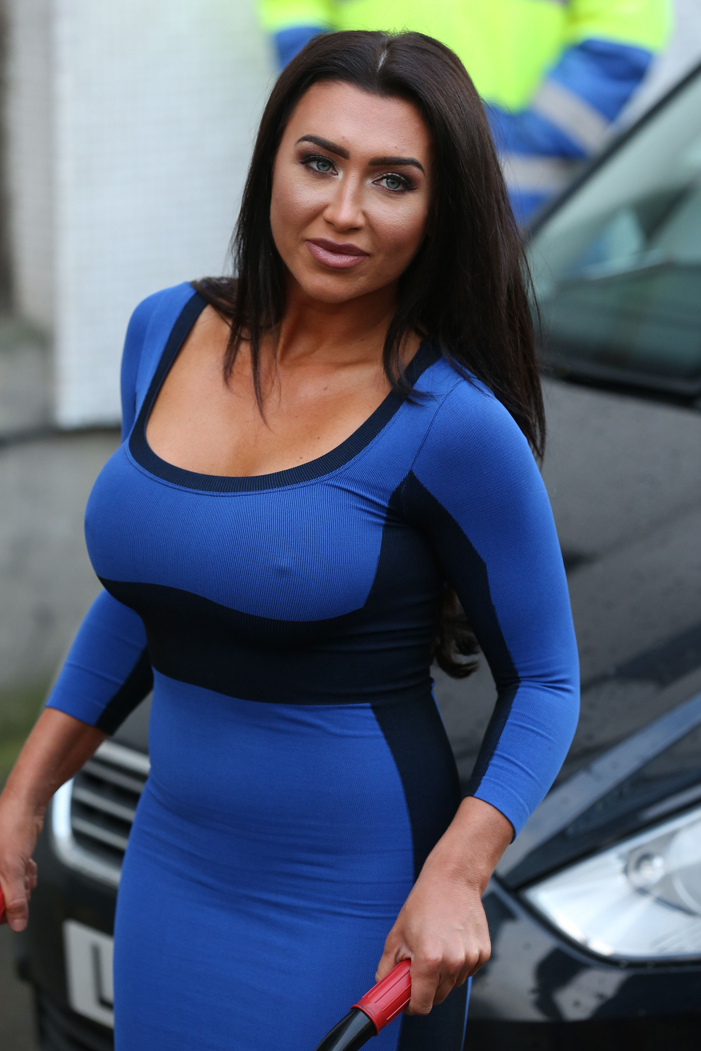 Lauren Goodger 'In Talks' For Reality Show With New Boyfriend, When He's Released From