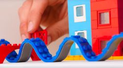 This Incredible 'Lego Tape' Will Take Your Building Skills To The Next