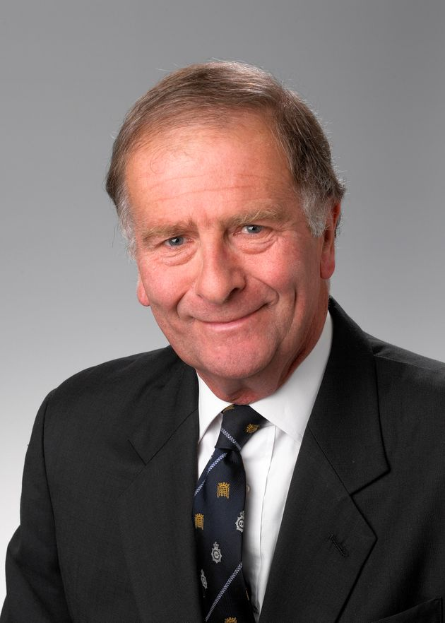 Sir Roger Gale said the benefits of employing a spouse are