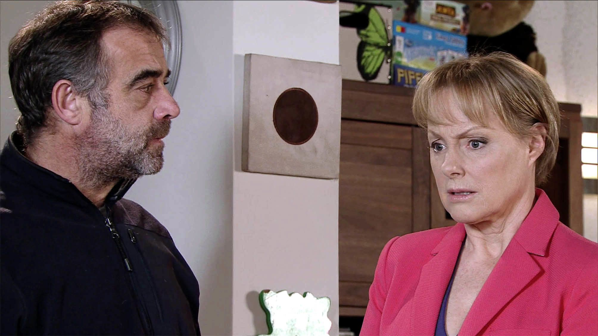 There's A Blast From The Past In Store For Sally Webster In 'Coronation