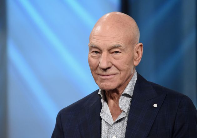 Patrick Stewart Reveals Daily Marijuana Use To Help His