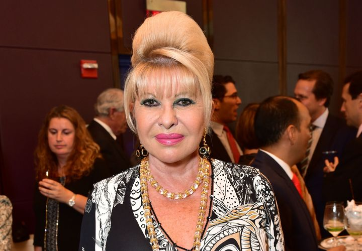 Ivana Trump was married to Donald Trump for over a decade.