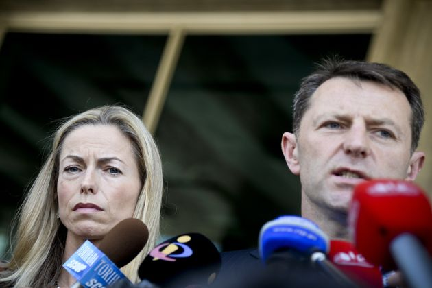Kate and Gerry McCann remain certain their daughter is still