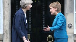 UK Prime Minister Rules Out Second Scottish Independence