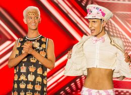 Thought You'd Seen The Last Of X Factor's Bratavio? Think Again...