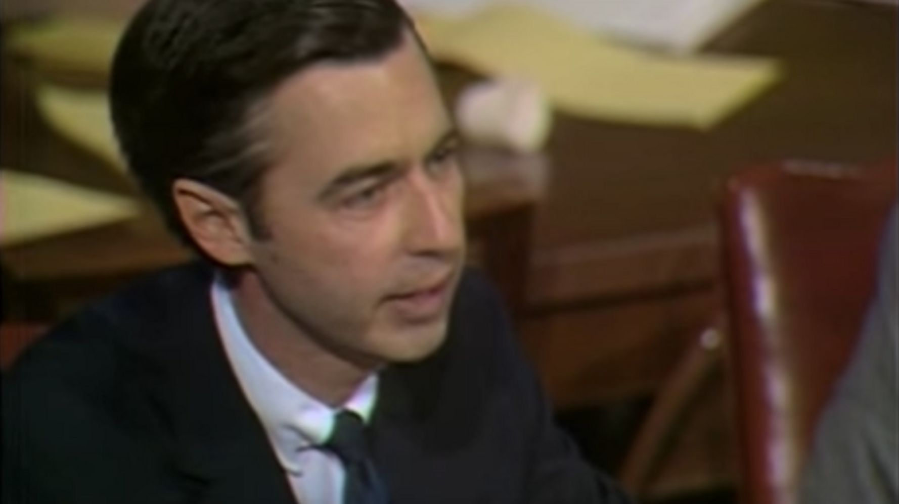 The Best Argument For Saving Public Media Was Made By Mr Rogers In 1969 Huffpost