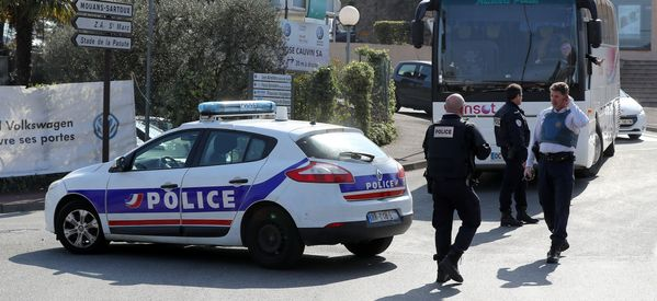 Three Injured At Shooting At French School