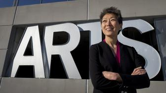 President Barack Obama nominated Jane Chu, president and CEO of the Kauffman Center for the Performing Arts, to lead the National Endowment for the Arts. (Keith Myers/Kansas City Star/MCT via Getty Images)