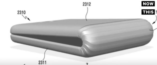 Samsung's Foldable Smartphone Could Finally Be Unveiled This Year, Reports