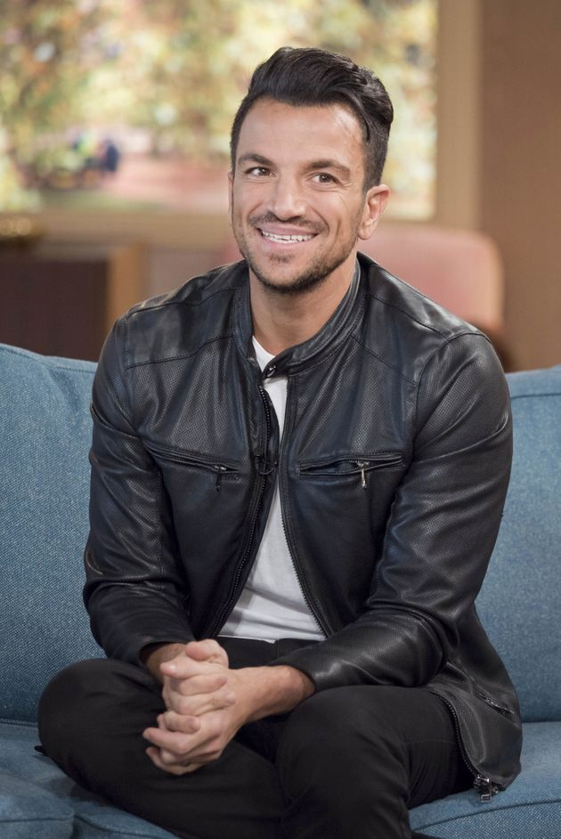 Peter Andre Celebrates Mothers On 'This Morning' By Making 'Mums' Wildest Dreams' Come
