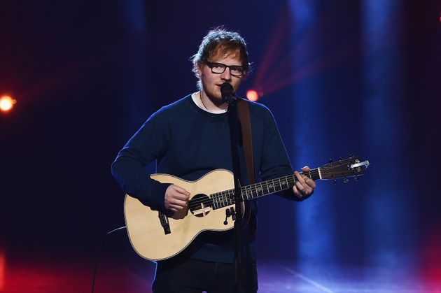Yep, Ed Sheeran Is Headlining Glastonbury
