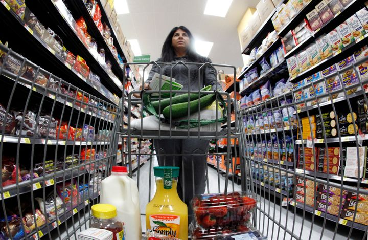 New research shows the percentageof food stamp recipients from households where at least one person is employed has bee
