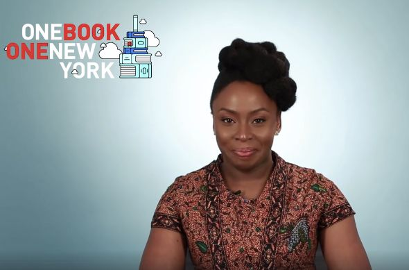 """an analysis of cultural interaction in americanah a novel by chimamanda ngozi adichie Language and ideology in chimamanda adichie's purple  chimamanda ngozi adichie's  and the strength of language in the adichie""""s novel with the intension."""