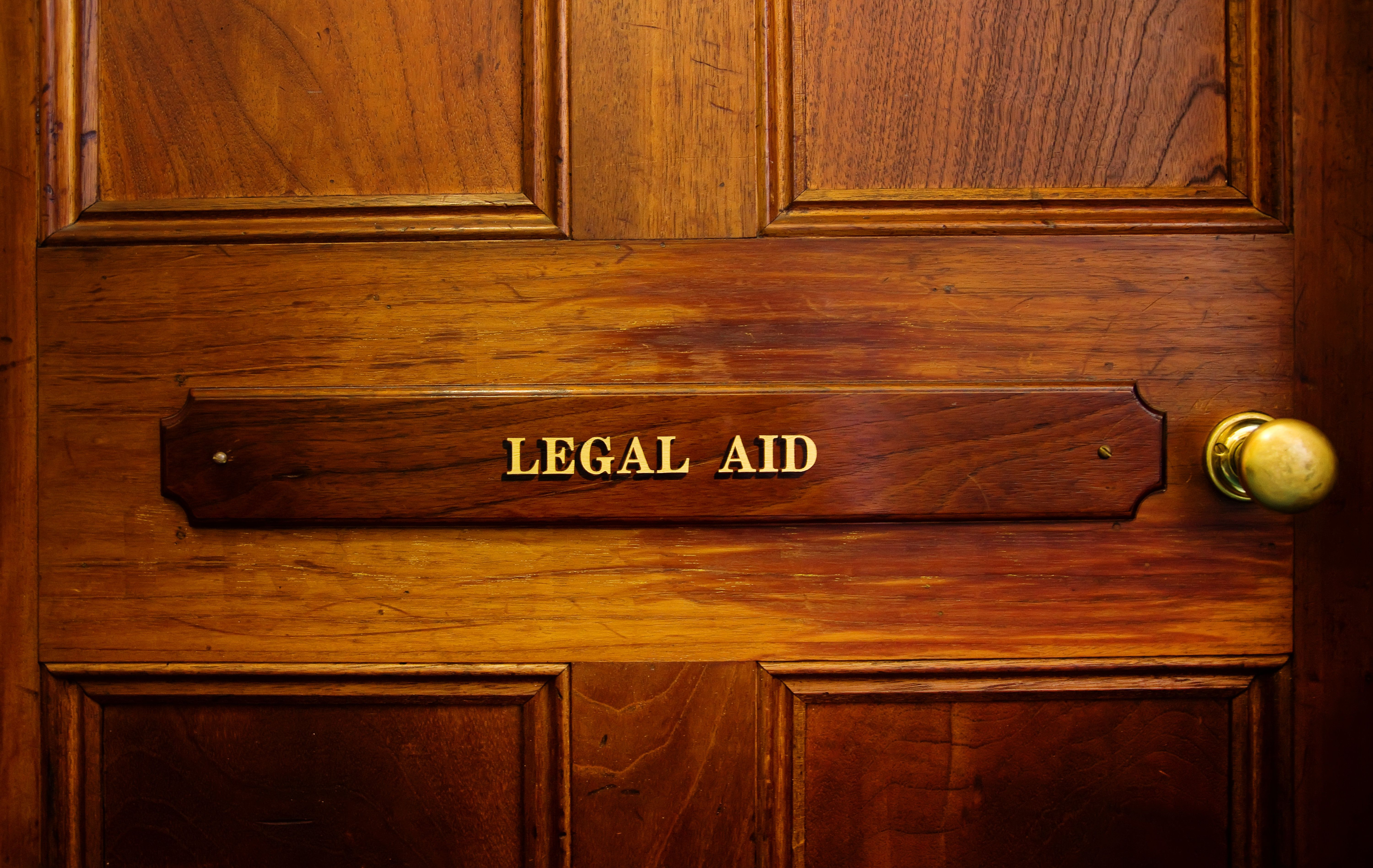 The Legal Services Corporation requested $502 million for fiscal year 2017. The Trump budget released Thursday suggests Congr