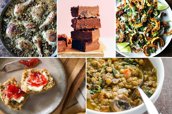 The five healthy recipes you need to help you eat well all week long.