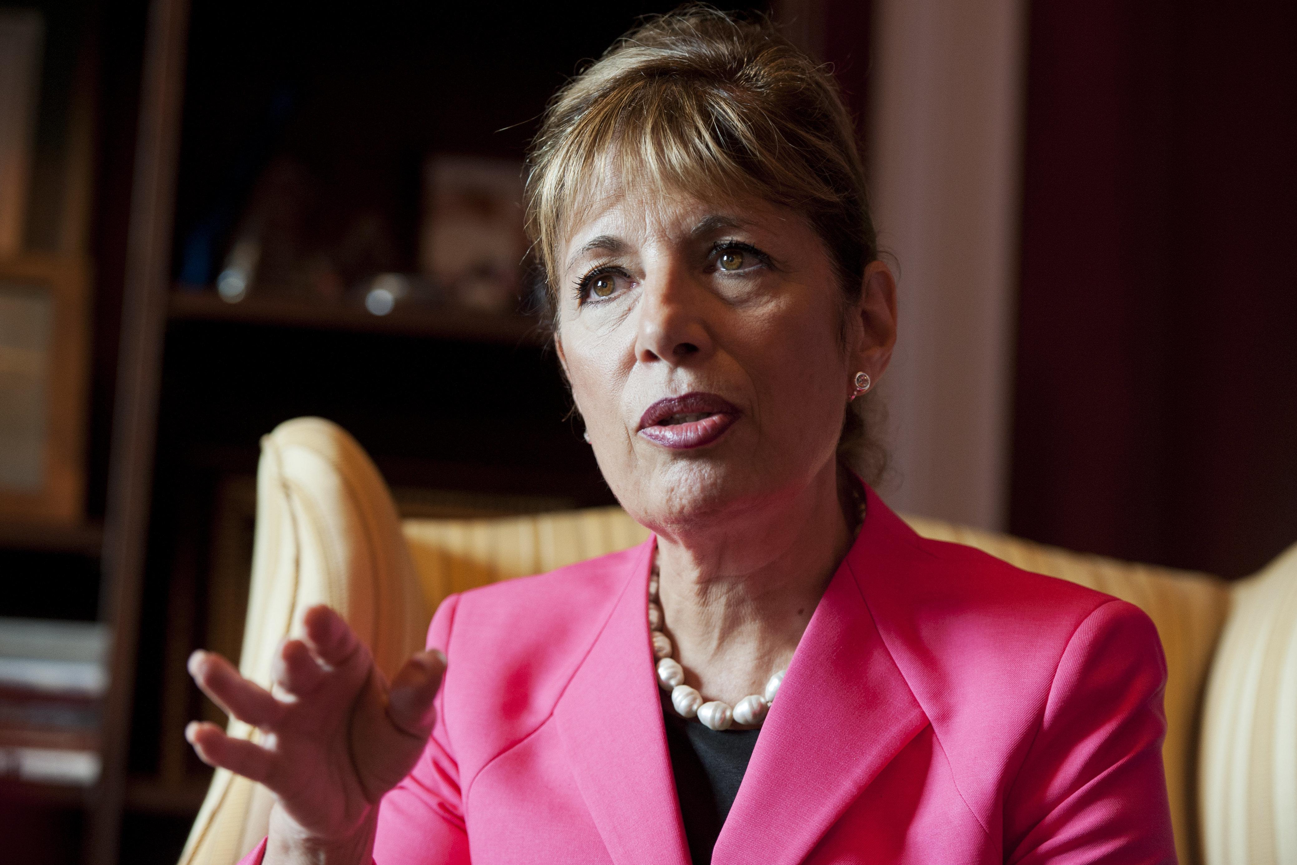 Rep. Jackie Speier in 2014.