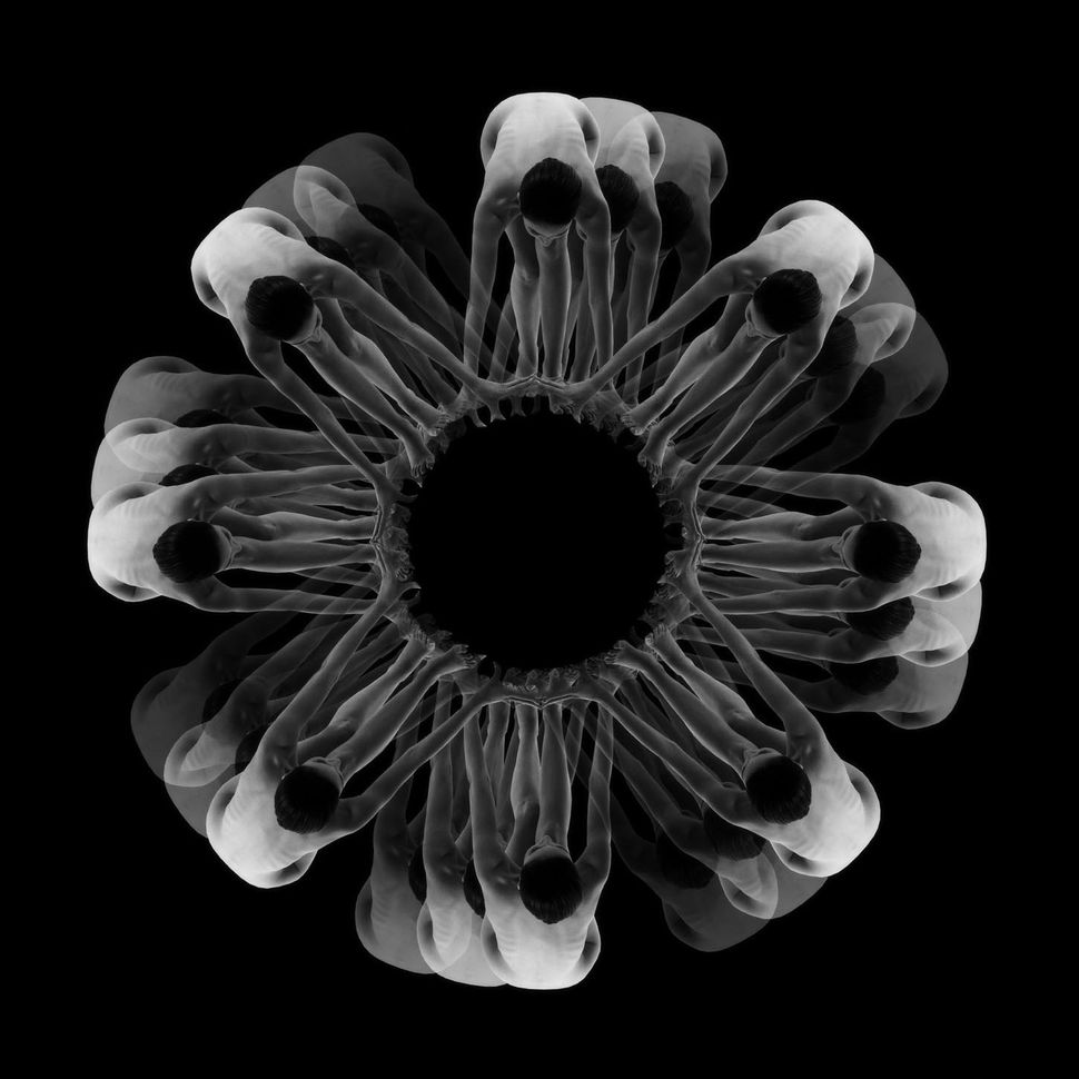 Black And White Photographs Transform Nude Bodies Into Hypnotic