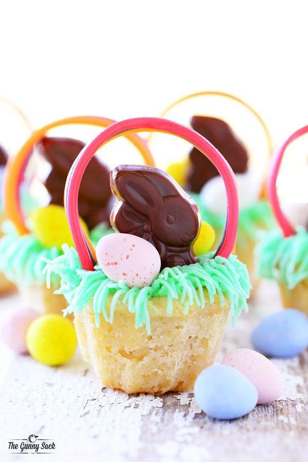 The Gunny Sack Easter Cake