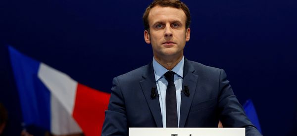 Emmanuel Macron's Unlikely Rise To Becoming France's Presidential Front-Runner