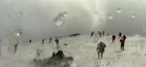 BBC Crew Filming Mount Etna Among Those Injured When Volcano Blows