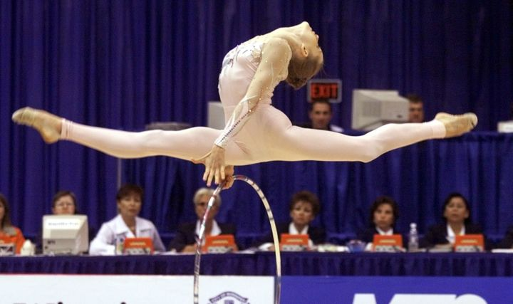 Former U.S. rhythmic gymnast Jessica Howard alleges she was 15 years old when the national team's doctor molested her in 1999